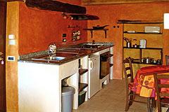 Häusergruppe zum Verkauf im Piemont - House 4 - Kitchen