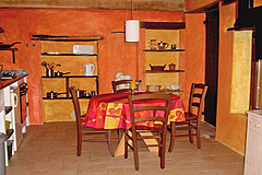 Group of Houses for sale in Piemonte - House 4 - Kitchen dining area