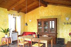 Häusergruppe zum Verkauf im Piemont - House 5 - Interior