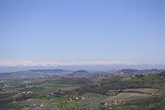 Gruppo di case in vendita in Piemonte. - Panoramic views from the property