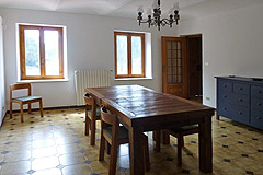 Country Estate for sale in the Asti region of Piemonte - Dining room