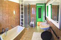 Country Estate for sale in the Asti region of Piemonte - Bathroom