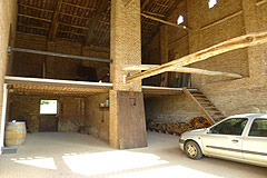 Country Estate for sale in the Asti region of Piemonte - Barn