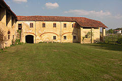 Castle for sale in the Piemonte region of Italy - Buildings