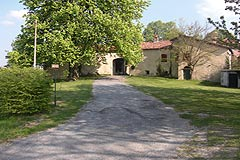 Castle for sale in the Piemonte region of Italy - Entrance
