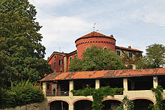 Castello in vendita in Piemonte - View of the castle