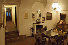 Castle for sale in the Piemonte region of Italy - Entrance to one of the apartments
