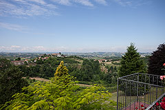 Luxus Stil - Villa im Piemont - Views