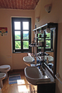 Country House in the Asti region of Piemonte. - Bathroom