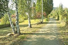 Cascina in vendita in Piemonte. - Entrance to the property
