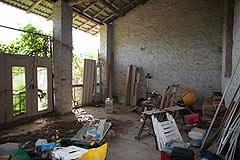 Cascina in vendita in Piemonte. - Barn interior