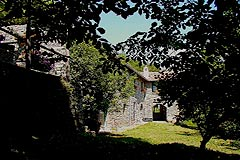 Character Stone House for sale in Piemonte - Traditional L shaped property