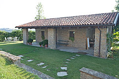 Luxury Country Home for sale in the Piemonte region of Italy - Independent guest accommdation