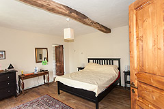 Traditional Country Farmhouse for sale in Piemonte - Bedroom
