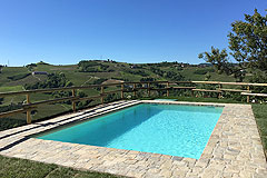 Three Apartments for sale in Piemonte - Three Apartments located in the heart of Prestigious Langhe Vineyards
