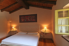 Bella cascina con piscina, vista panoramica in Piemonte. - Bedroom