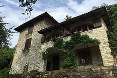 Country Cottage for sale in Piemonte - The property enjoys an elevated position