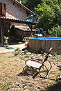 Country Cottage for sale in Piemonte - Pool area