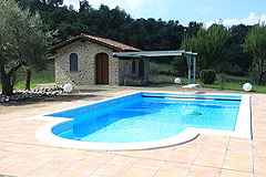 Elegante casa con piscina in Piemonte - Swimming pool