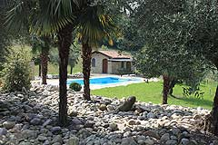 Elegante casa con piscina in Piemonte - Swimming pool area