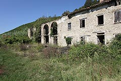 Rustic Italian farmhouse for sale in Piemonte - The property enjoys a tranquil position