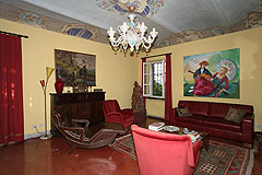 Luxury Country Home for sale in Piemonte - Living area