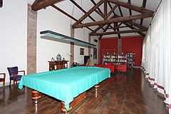 Luxury Country Home for sale in Piemonte - Games room/Living area