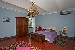Luxury Country Home for sale in Piemonte - Master bedroom