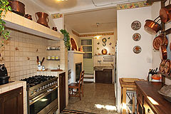 Cascina vicino ad Asti in Piemonte - Rustic style kitchen