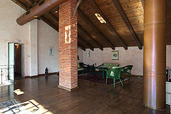 Cascina vicino ad Asti in Piemonte - Living area/games room