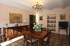 Country Home in the Asti region of Piemonte - Dining area