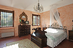 Cascina vicino ad Asti in Piemonte - Bedroom