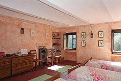 Cascina vicino ad Asti in Piemonte - Spacious bedroom