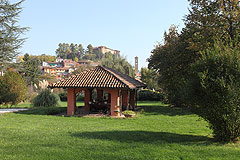 Country Home in the Asti region of Piemonte - Garden area