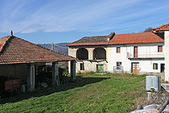 Rustico for sale in Piemonte - Courtyard area