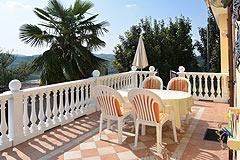 Country House close to Acqui Terme Piemonte. - Terrace area