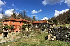 Country Houses for sale in Piemonte - Countryside location
