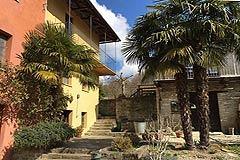 Cascine in vendita in Piemonte - Front garden  area