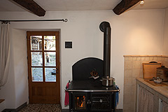 Country Houses for sale in Piemonte - Main House - Kitchen