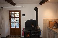 Cascine in vendita in Piemonte - Main House - Kitchen