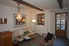 Country Houses for sale in Piemonte - Main House - Living area