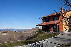 Country Home for sale in Piemonte - Stunning mountain views