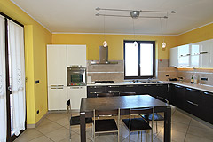 Country Home for sale in Piemonte - High quality kitchen