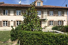 Country House for sale in Piemonte - Front view of the property