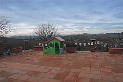 Country House for sale in Piemonte - Terrace area