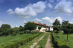 Country House for sale in Piemonte - Second entrance to the property