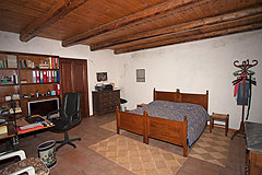 Country Stone House for sale in Piemonte - Bedroom