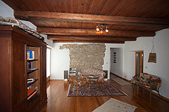 Country Stone House for sale in Piemonte - Independent apartment