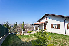 Italian villa for sale in Piemonte - Panoramic position