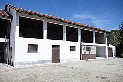 Country Estate including house, barn and outbuildings within 13 hectares of grounds. - Storage area